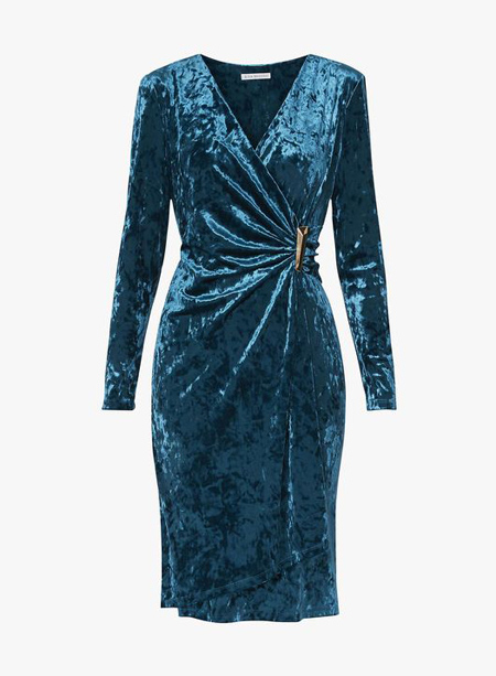 جدیدترین مدل لباس مخمل,مدل لباس مخمل