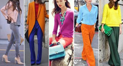 what1 color3 چه رنگی را با چه رنگی ست کنیم؟