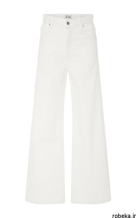 white2 shirt3 summer2 مدل های شلوارجین سفید برای تابستان