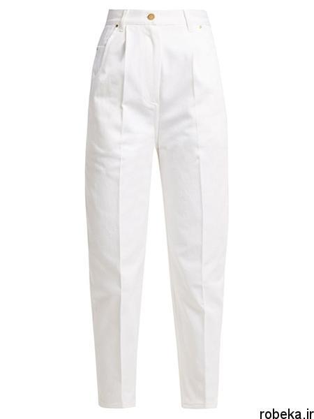 white2 shirt3 summer4 مدل های شلوارجین سفید برای تابستان