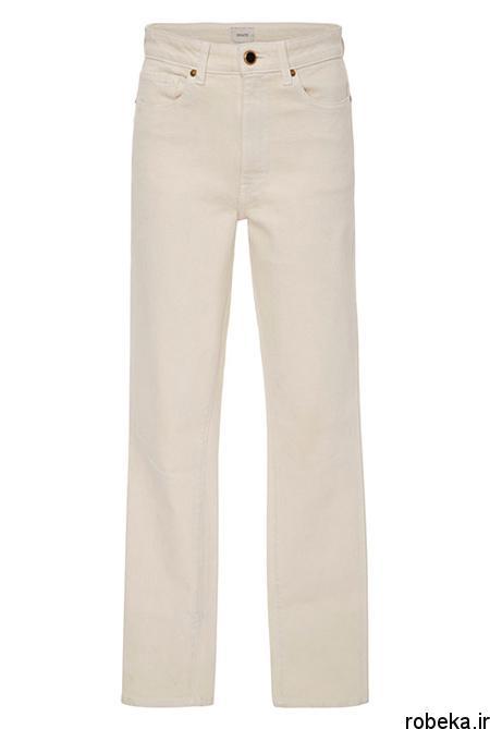 white2 shirt3 summer8 مدل های شلوارجین سفید برای تابستان