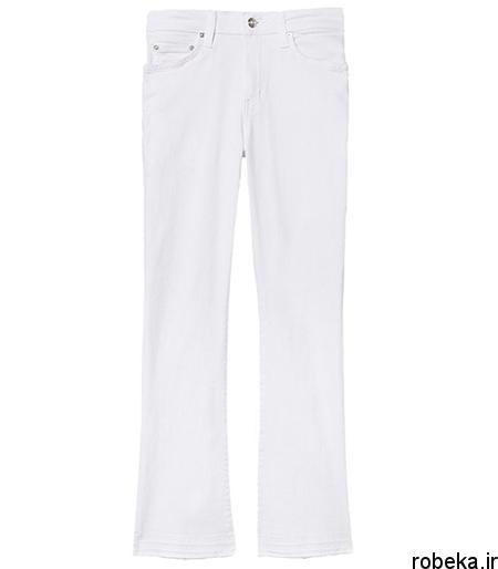 white2 shirt3 summer9 مدل های شلوارجین سفید برای تابستان