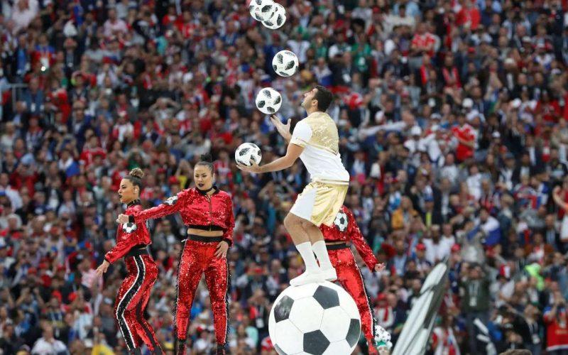 worldcup2018 openingceremony97032405 800x500 عکس های مراسم افتتاحیه جام جهانی ۲۰۱۸ روسیه