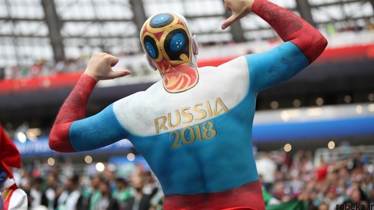 worldcup2018 openingceremony97032406 عکس های مراسم افتتاحیه جام جهانی ۲۰۱۸ روسیه