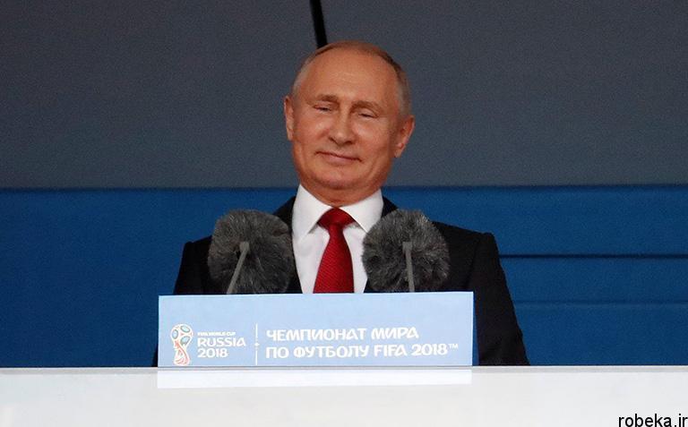 worldcup2018 openingceremony97032410 عکس های مراسم افتتاحیه جام جهانی ۲۰۱۸ روسیه