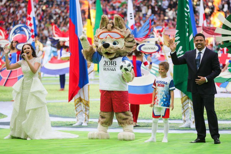 worldcup2018 openingceremony97032413 800x533 عکس های مراسم افتتاحیه جام جهانی ۲۰۱۸ روسیه