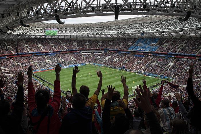 worldcup2018 openingceremony97032420 عکس های مراسم افتتاحیه جام جهانی ۲۰۱۸ روسیه