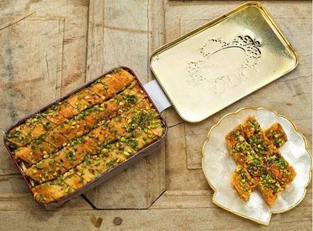 سوغات خوراکی یزد, قطاب یزد, صنایع دستی یزد