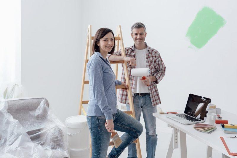 yu7k78u56767 kyukillpo 800x533 9 ایده خلاقانه برای بازسازی خانه با کمترین بودجه