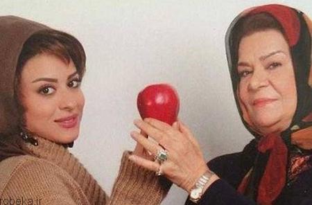 zohreh safavi biography25 بیوگرافی زهره صفوی + عکس های دختر و همسرش
